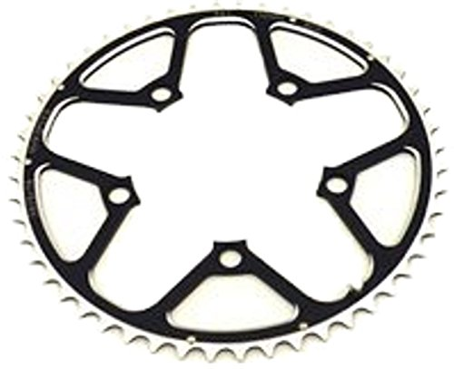 (FSA Pro Road Chainring Black, 130x53t)