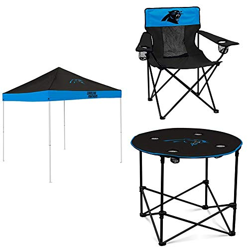 Carolina Panthers Tent, Table and Chair -