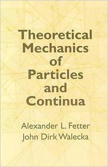 Libros Para Descargar Theoretical Mechanics Of Particles PDF Gratis En Español