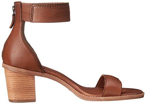 Zip Back Mujer de Sandalias 72158 Frye vestir Sandal Whiskey Brielle c0xn1wWB7H
