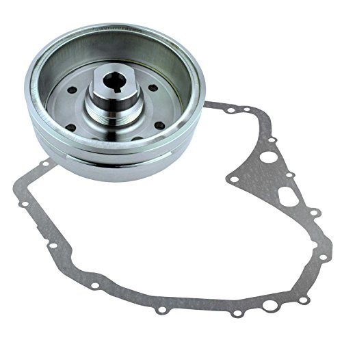 Cat Parts Manual (RMSTATOR RM22613 Flywheel (400 Manual Arctic Cat / Suzuki) with Gasket)
