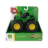 John Deere Preschool Mega Monster Wheels Vehicles and Playsets - Suitable From 3 Years