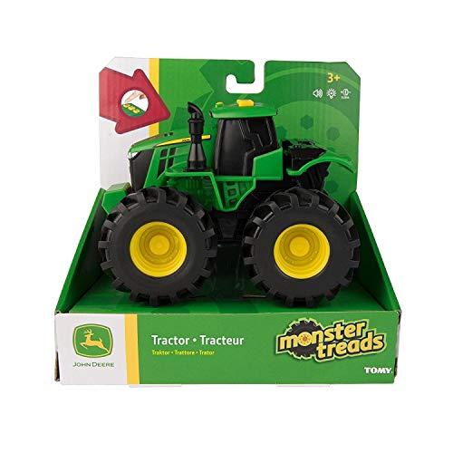 TOMY John Deere Monster Treads Lights & Sounds Gator Vehicle