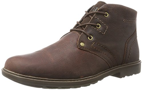 Cat Carsen Mitten Sten Mens Spets-up Boot Te