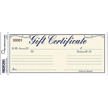 SCALPMASTER 50 Barber Shop Gift Certificates BK-SC-GC50