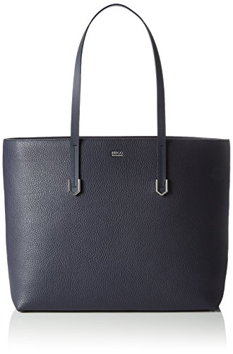 Hugo Nadalia-r 10195833 01, Bolso para Mujer, Talla Única Azul (Open Blue)