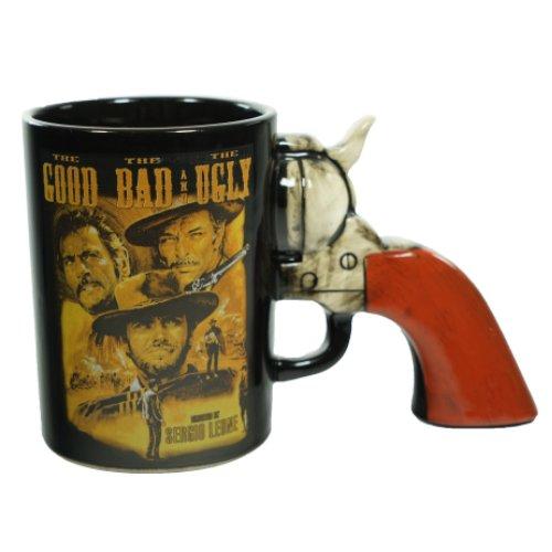 Western Gun Mug