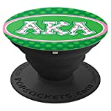 AKA Gifts - 1908 Women's Sorority - PopSockets Grip and Stand for Phones and Tablets