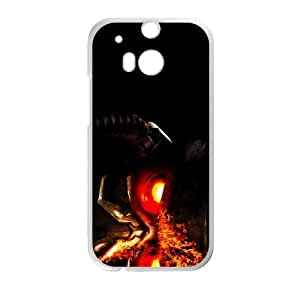 Killzone 3 HTC One M8 Cell Phone Case White present pp001_7909408