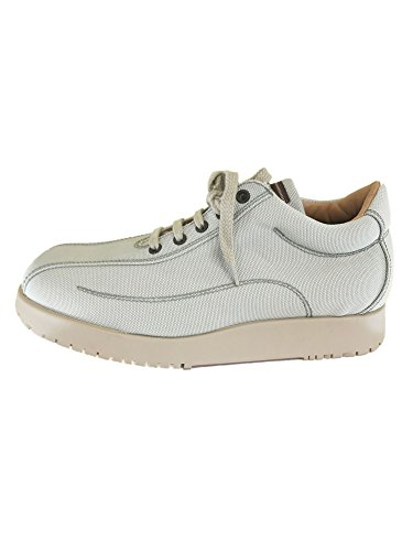 Marlboro Classics FUD2728 Leather/Textile Shoes Goodyear Welted Sole Beige 40