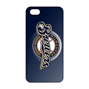 CYOE milwaukee brewers logo 3D Phone Case for iPhone 5S