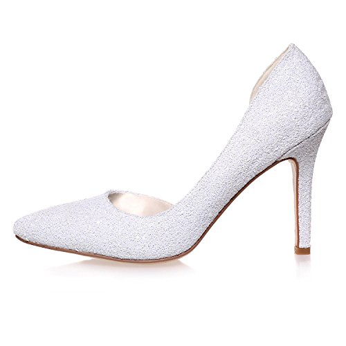 Zapatos L Alto Tacón De Verano Primavera Pink Mujeres Y yc Las 6HwrHq5