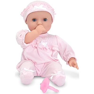 """Melissa & Doug Jenna - 12"""" Doll 