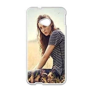 HTC One M7 phone case White Birdy POSSR5771284