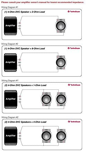 Rockford Fosgate Subwoofer Wiring Diagram - Wiring Diagrams Name teach-note  - teach-note.mediofondoprimavera.it | Hx2 Dual 2 Ohm Subwoofer Wiring Diagram |  | Mediofondo Primavera