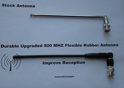 RADIO SHACK PRO 163 SCANNER ANTENNA 800MHZ !! UPGRADE ANY BASE SCANNER ANTENNA