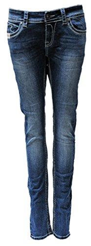 Para Monkey Blue Mujer Vaqueros Skinny Jeans q6x4Ta