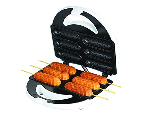 Hot Dog Waffle Sausage Maker Electric Pancake New Cake Cooking Waffle 6 Pieces