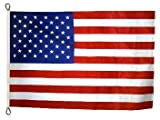 10' x 15' Heavy Duty - 2-Ply Polyester US American Flag