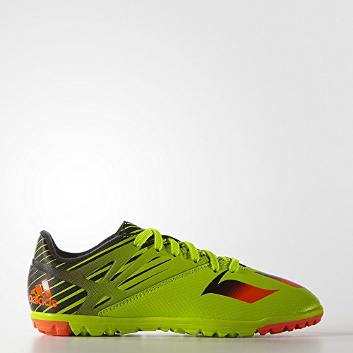 見てどれうれしいAdidas Messi15.3 Turf Shoes (Semi Solar Slime - Infrare) /サッカーシューズ メッシ15.3 TF ターフ用 (6.5-24.5cm)