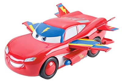 Cars Lightning Mcqueen Hawk from Mattel