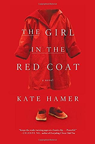 book cover of The Girl in the Red Coat