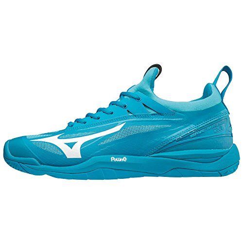 Bluejewel Waver Men's Mizuno 2 98 Handball Hawaiianocean Blue White Mirage Shoes 1wqqH0