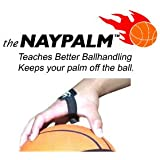 Naypalm Basketball Palm Button Dribbling Shooting Aid - Set of 2