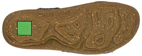 Il Naturalista Damen N5221 Peeptoe Sandalen Blau (oceano / Cowboy)