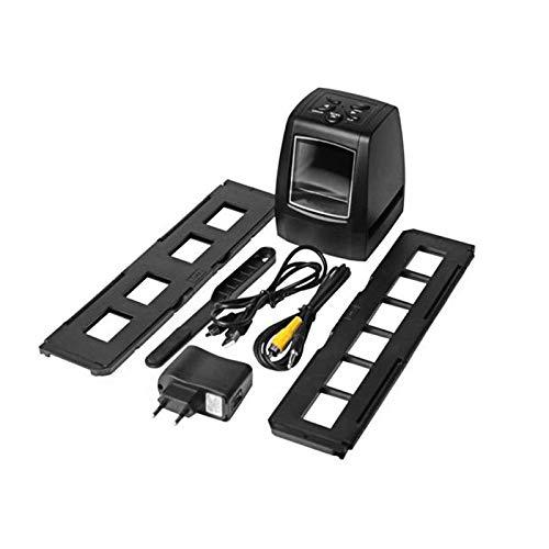 Foto 3600dpi USB escáner de Diapositivas de película de 35 mm Visor Negativo copiadora 5MP convertidor DEBEME