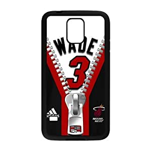 New Style Wade 3 Zipper Design Plastic Case Cover For Samsung Galaxy S5