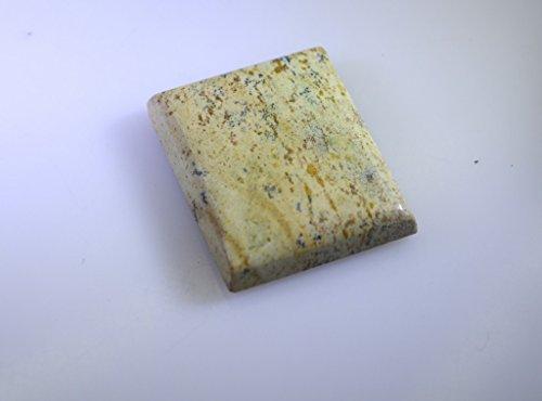 jaspe lâche émeraude pierre précieuse coupe cabochon 1 pc 20x25 mm stpicj-390038