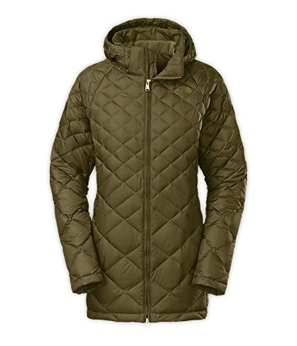 The North Face Transit Jacket Women's Burnt Olive Green M (Jacket Down Transit)