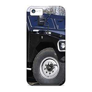 Iphone 5c Hard Back With Bumper Silicone Gel Tpu Case Cover Renault Sherpa 2