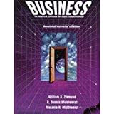 img - for Business: The American Challenge for Global Competitiveness book / textbook / text book