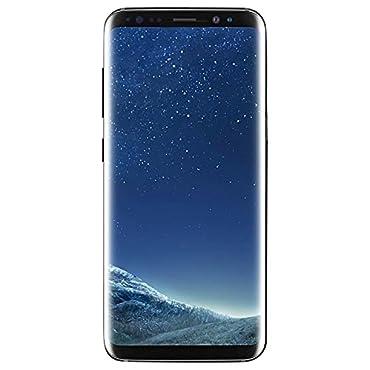 Samsung Galaxy S8+ Unlocked 64GB  US Version (Midnight Black)