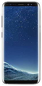 Samsung Galaxy S8+ Unlocked 64GB  - US Version (Midnight Black)