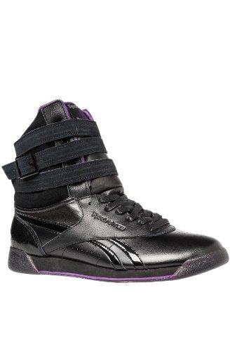 Reebok De Alicia-toetsen X Reebok Dubbele Bubbel Fs Sneaker Zwart