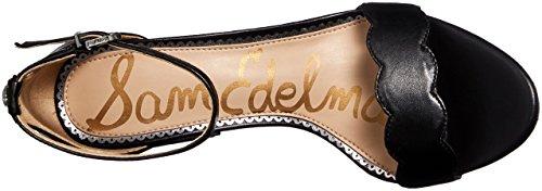 Edelman Fashion Sam Women's Sandals Black Odila BwfxvpqA7