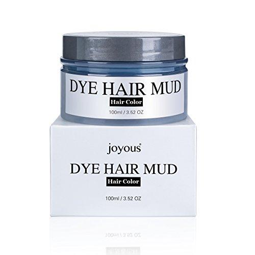 light blue hair dye with bleach - 5