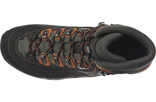 Stivali Alti Marrone da Arancione Lowa Escursionismo Uomo GTX Camino 6wxRZqEC7