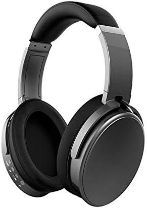 Auriculares Sobre Oreja Auriculares Bluetooth en la oreja, auriculares inalámbricos con controlador de 40 mm, plegables con micrófono, auriculares con cable e inalámbricos para teléfono celular / TV: Amazon.es: Hogar