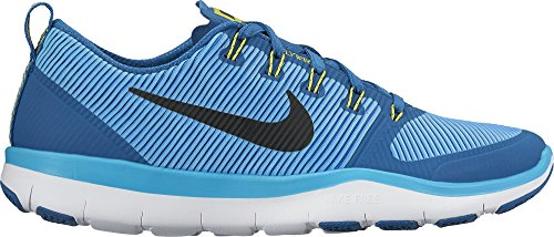 Nike Free Train Versatility sz 9 Industrial Blue/Black/Chlorine Blue Men's Cross Training