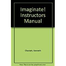 Imaginate! Instructors Manual