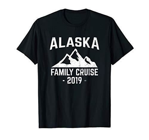 Matching Alaska Cruise 2019 for Family Groups T-Shirt