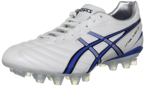 Asics Lethal Flash Ds It - Botas Hombre White/Orion Blue/Black