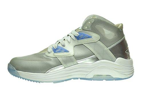 Nike Lunar 180 Trainer Sc Premium Qs Scarpe Uomo Argento Metallizzato / Blu Ghiaccio - Argento Metallizzato 646797-001