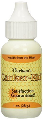 Canker-Rid - Get Immediate Relief and Heal Canker Sores - Restore Your...