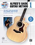 Alfred Alfred's Basic Guitar Method 1 (3rd Edition)-Book, DVD & Online Audio