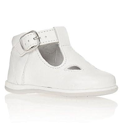 c6aac755dfd6c PATATRAS Salomé Cuir Chaussures Bébé Fille: Amazon.fr: Chaussures et ...